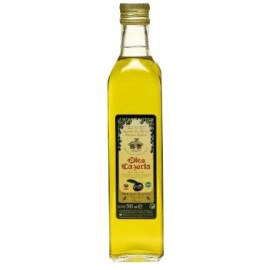 Oleo Cazorla. Botella de 250 ml.