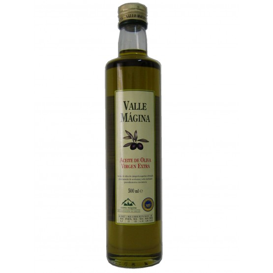 Valle Mágina. Botella de 500 ml.