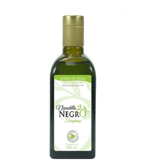 Pago las Monjas Nevadillo Negro. Botella de 500 ml.